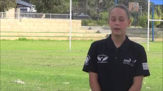 Swans Vision  Primary School Leaders Program  Ashley Bell