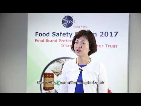 Sims Trading Company Limited - Quality Food Traceability Scheme 2017 Gold Award Winner