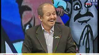 Khisirir Supoti Episode 3- Political satire and humorous discussion with comedian Anshuman