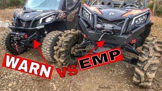 EMP BUMPER VS WARN BUMPER...