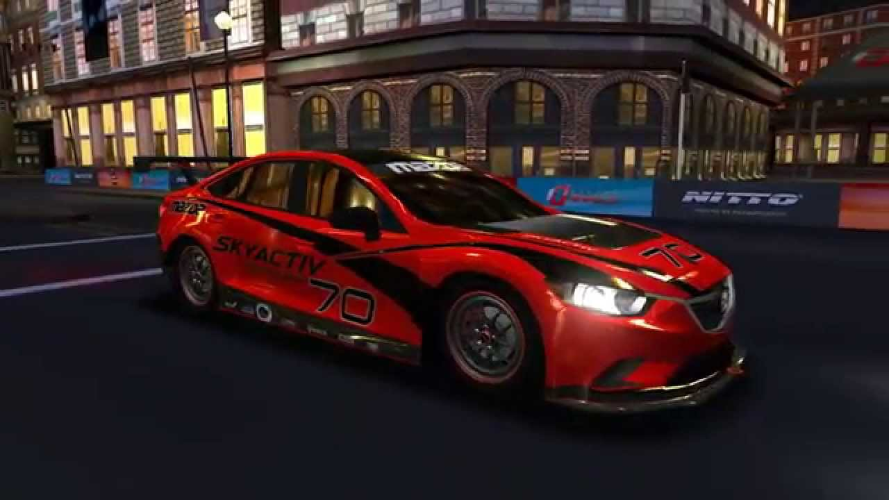 racing rivals mazda 6 race edition youtube. Black Bedroom Furniture Sets. Home Design Ideas