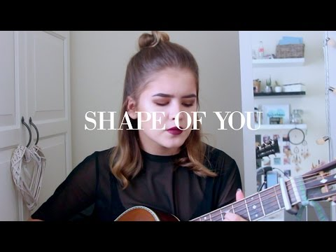 Shape Of You - Ed Sheeran / Cover by Jodie Mellor