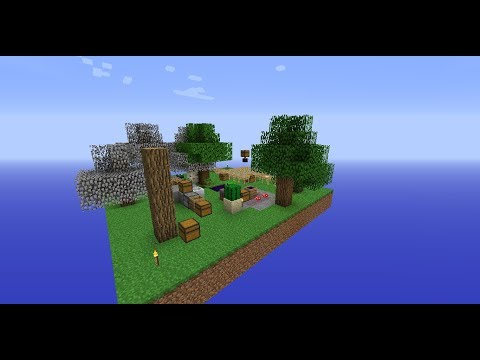 Ex Nihilo Creatio Mod Showcase (Minecraft 1.12.2)
