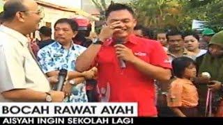 Reporter TV menangis melihat kisah sedih aisyah - bocah rawat ayah Mp3