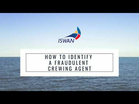How To Identify A Fraudulent Crewing Agent? A Video Guide By ISWAN