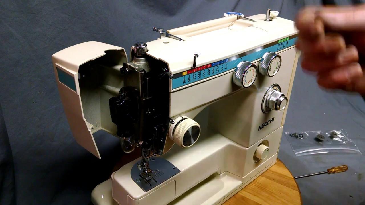 necchi 534fb sewing machine