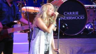 Carrie Underwood Jesus Take The Wheel