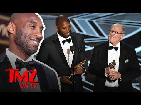 Kobe Bryant Denied By Oscar Academy | TMZ TV
