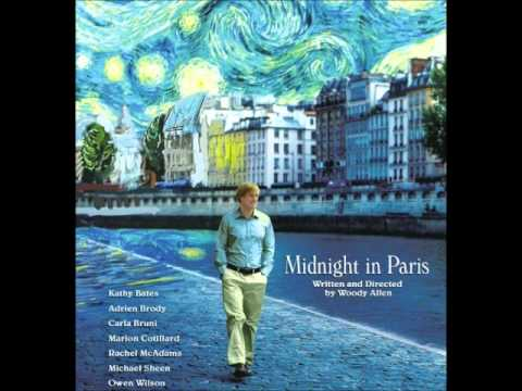 Midnight in Paris OST - 13 - Barcarolle from 'The Tales of Hoffman'