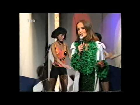 """Izabella Scorupco  - Supstitute , Live """"Casino"""" TVN 1990"""