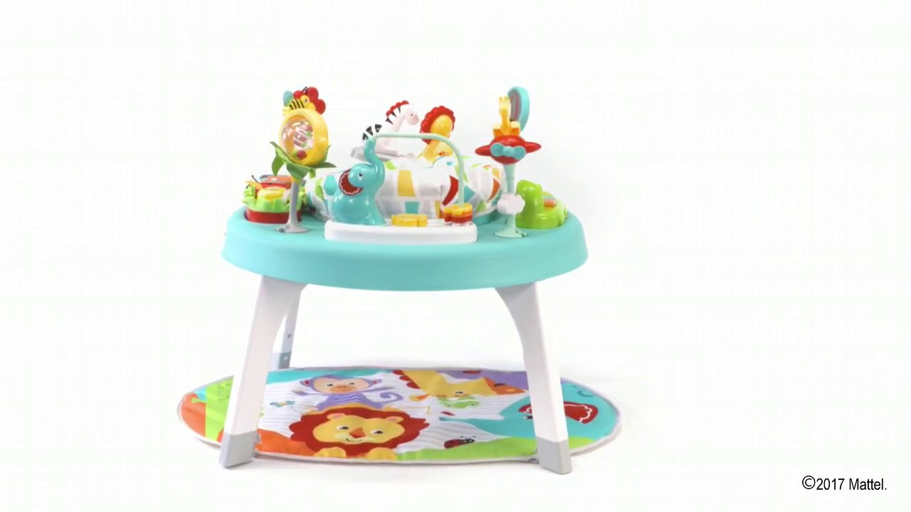 Fisher Price 3 In 1 Sit To Stand Activity Center Toys R