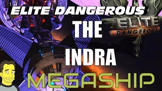 Elite: Dangerous INDRA Imperial Wells class Super carrier