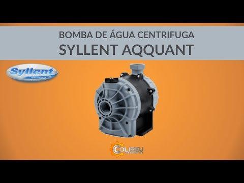 Bomba de Água Centrífuga Syllent Aqquant | Coliseu Ferramentas