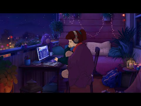 1 A.M Study Session 📚 - [lofi Hip Hop/chill Beats]