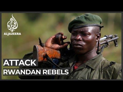 DRC army preparing to attack Rwandan rebels