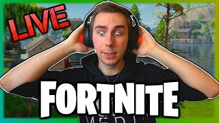 FORTNITE LIVESTREAM - Live!