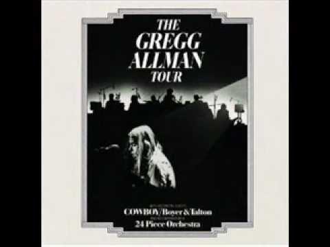 The Gregg Allman Tour 1974-These Days