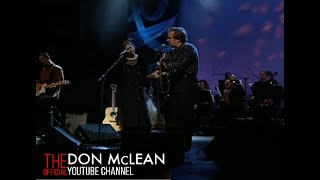 Don McLean feat. Nanci Griffith - And I Love You So (Live in Austin)