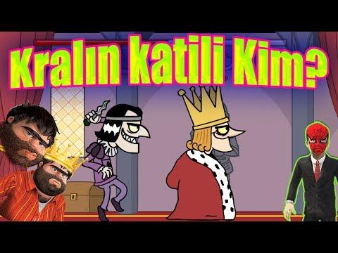 Kralın Katili Kim? Örümcek Bebek ve Örümcek Çocuk'un Oyun Dünyası
