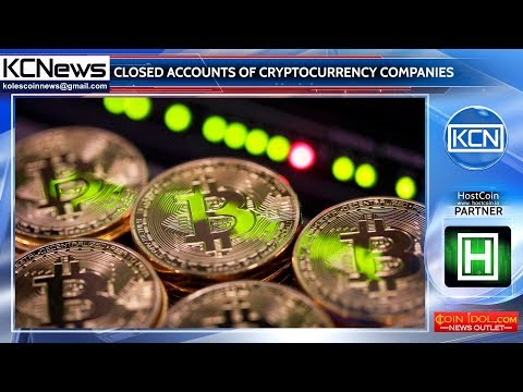 About ten accounts of cryptocurrency companies are closed by Singapore banks