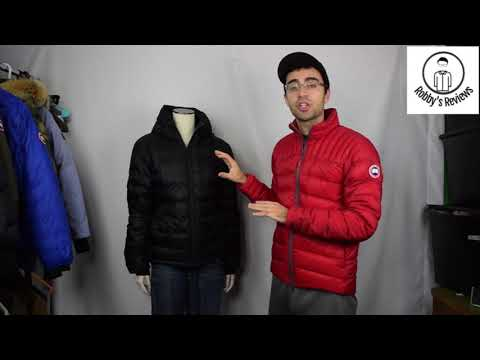 Canada Goose-- Lodge Vs Brookvale: Review Comparison