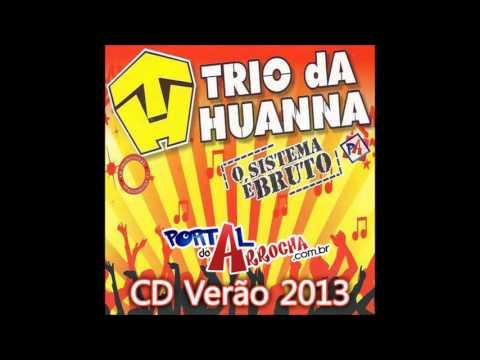 Trio da Huanna - CD Verão 2013
