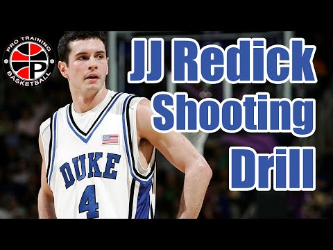 JJ Redick Shooting Drill | Elite Shooting Drill | Pro Training Basketball