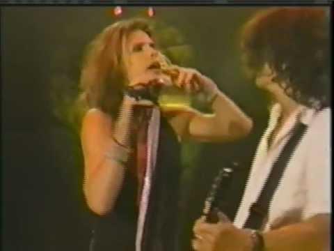 Aerosmith Mama Kin live Germany '97