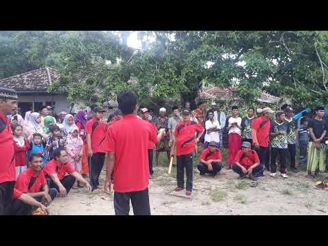 Bola Kasti Tempung Aparat Desa Sekecamatan Talango
