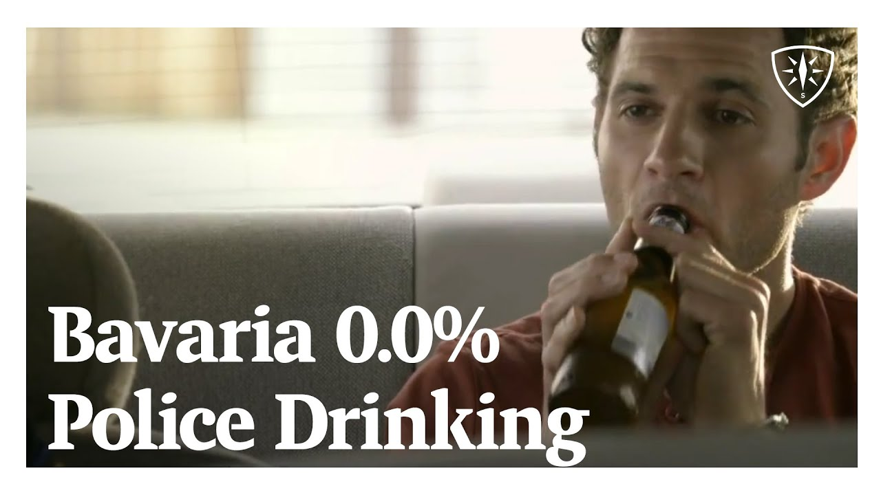 Bavaria Commercial - Police Drinking 0.0%