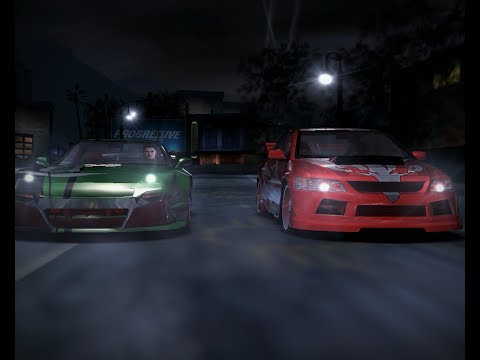 Need For Speed Carbon DEMO - Playthrough - PC Version 720p