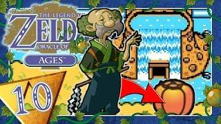 😤 Failiger Weg in die Schädelhöhle 🗡️ THE LEGEND OF ZELDA ORACLE OF AGES #10