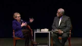 Inside Media with Madeleine Albright