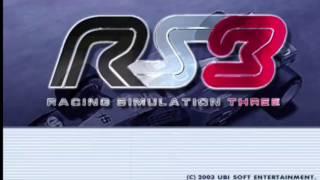 Racing Simulation 3 Menu Music