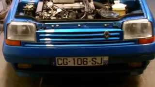 démarrage moteur 1.9l turbo diesel