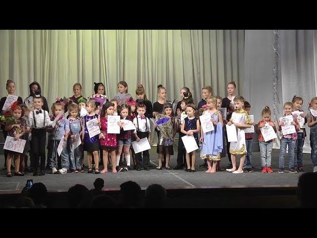 Посвящение в юные артисты Ивантеевского театра