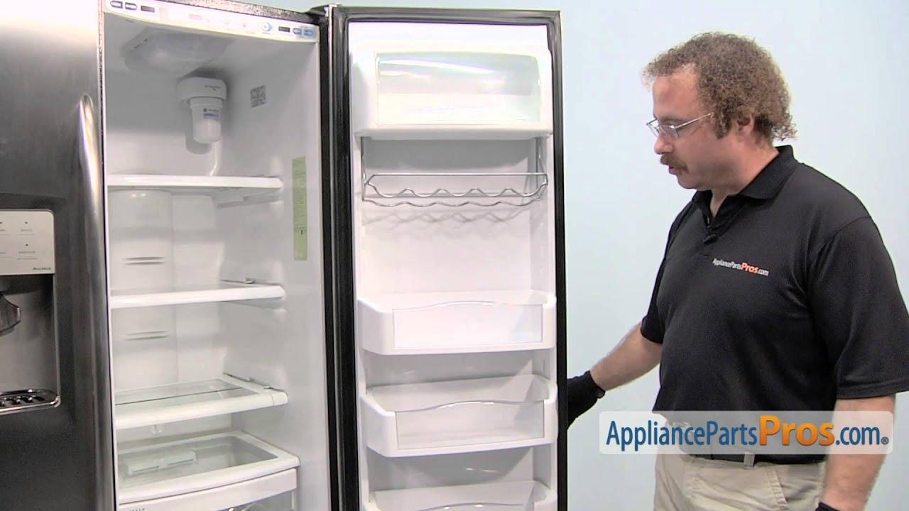 Refrigerator Module Shelf Insert Part Wr71x10764 How