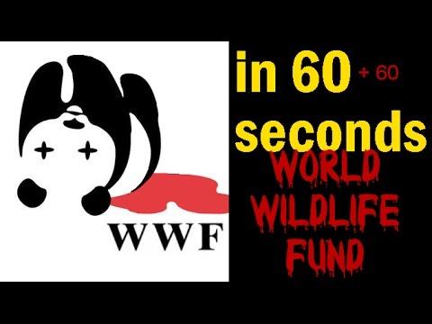 In 60 Seconds - 16 World Wild Life Fund Scam