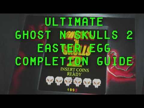 Ultimate Ghost n Skulls 2 Easter Egg completion Guide - Rave in the Redwoods (CoD Zombies)