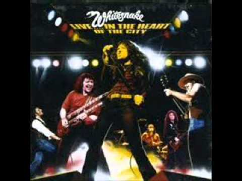 Whitesnake - Walking In The Shadows Of The Blues Live In The Heart Of The City 1980