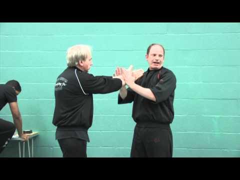 Paul Spencer Sifu Wing Chun Kung Fu