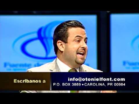 Pastor Otoniel Font - No te Desesperes