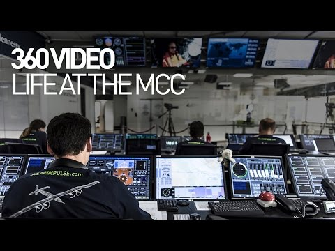 360 Video - Solar Impulse, Life at the Mission Control Center