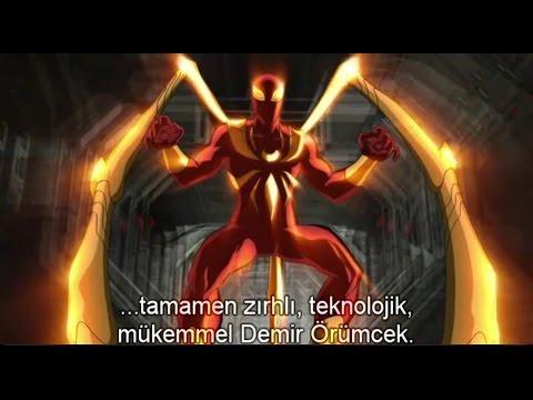 Iron Spiderman Vs. Venom Green Goblin ( Combinations ) Türkçe Altyazılı