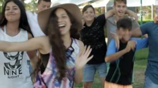 הבנים והבנות 2016: סלסולים- קליפ על הקרח של מאיה ויונתן!