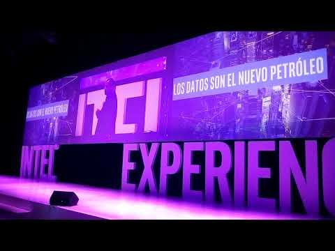 Ricardo López Tello, Director de Client Computing Group Intel México, Los datos son el nuevo petróle