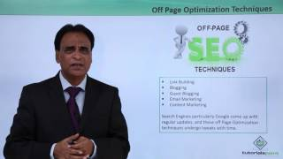 SEO - Off Page Optimization