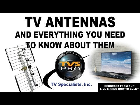 Installing & Aligning Your Antenna