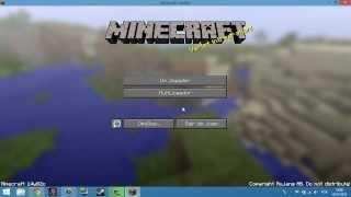 Tutorial: Download de Minecraft 1.8 pirata (snapshot)