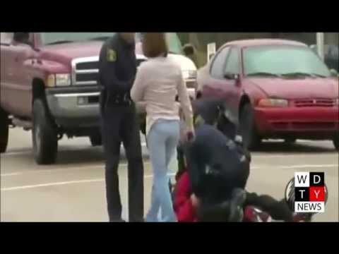 WDTY - Police Brutality Taser Compilation